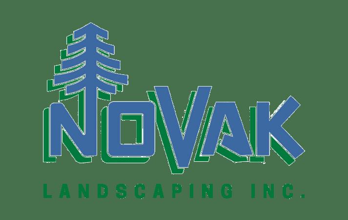 Novak Landscaping Inc. Logo